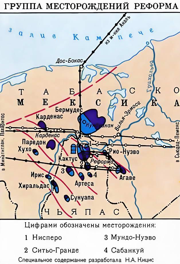 Малобалыкское Месторождение Карта
